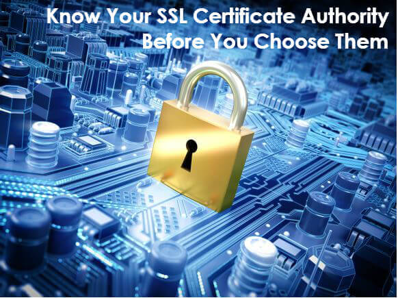 learn about certificate authority