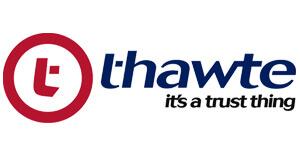 Thawte SSL Logo