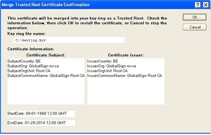 Install An Ssl Certificate On Lotus Domino