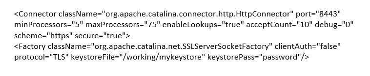 tomcate web server