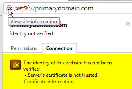 browser https error