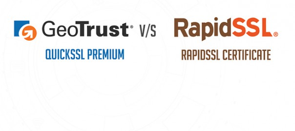 QuickSSL Premium Vs RapidSSL