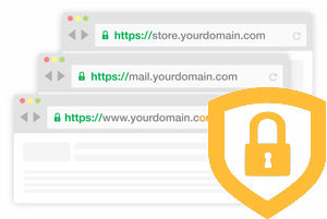 top certificate authorities for wildcard ssl security