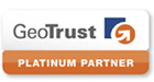 GeoTrust Official Partner Logo