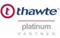 Thawte Official Partner Logo