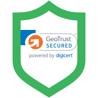 geotrust shield logo