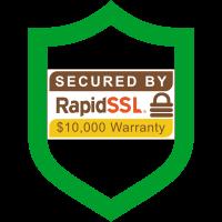 rapidssl shield logo