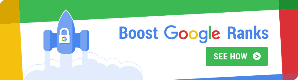 Boost Google Ranking