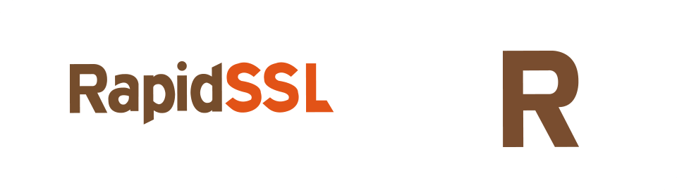 RapidSSL product detail page logo