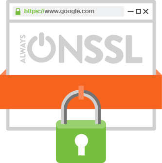 Google recommends always on SSL