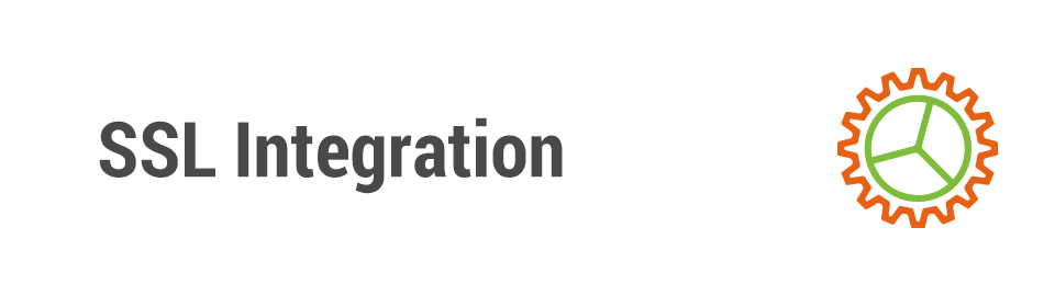 SSL Integration Header Image