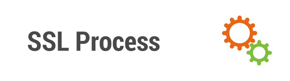 SSL Process Header Image